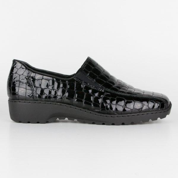 Туфлі Rieker L6070-00 #4