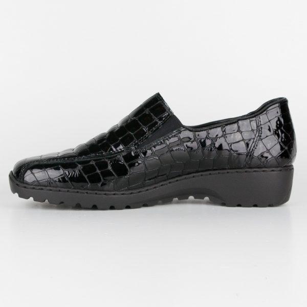 Туфлі Rieker L6070-00 #5