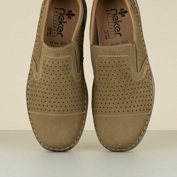 Туфлі Rieker 05286-64 beige #6