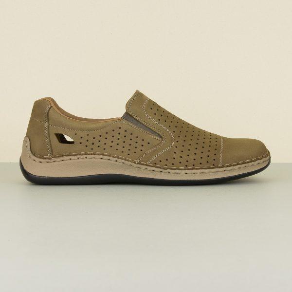 Туфлі Rieker 05286-64 beige #3