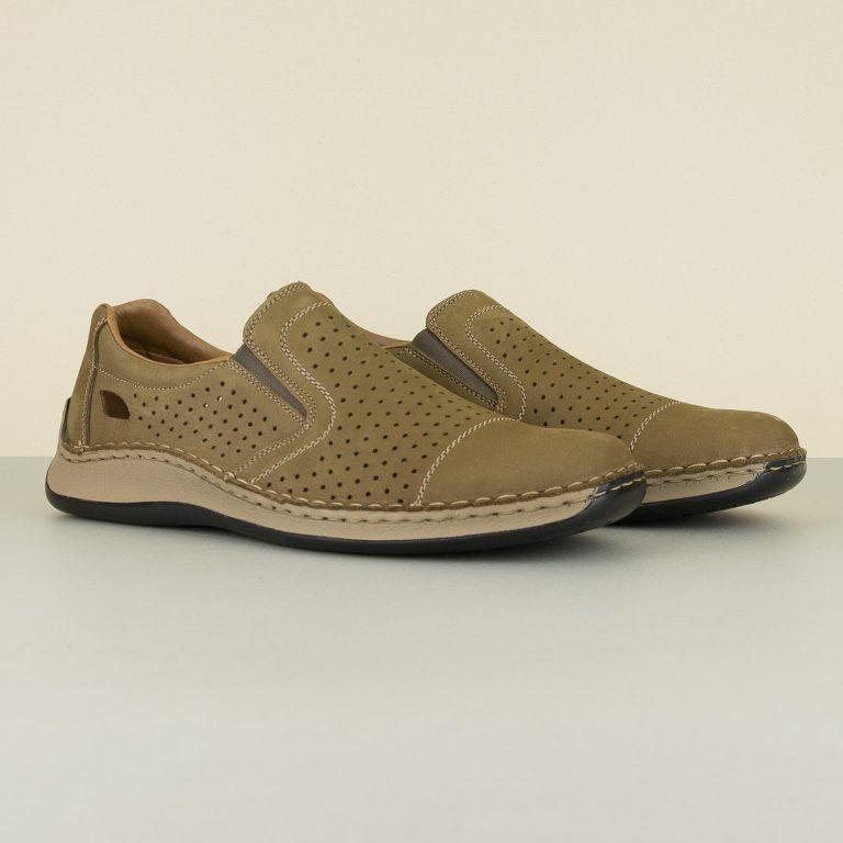 Туфлі Rieker 05286-64 beige #1