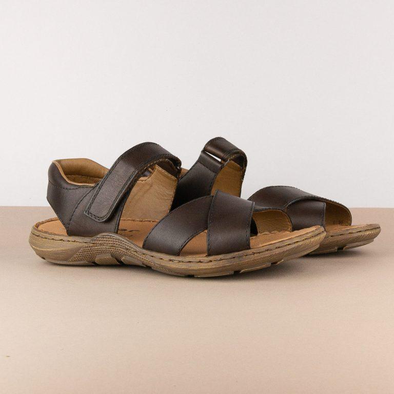 Чоловічі сандалі Rieker 22052-25 brown #1