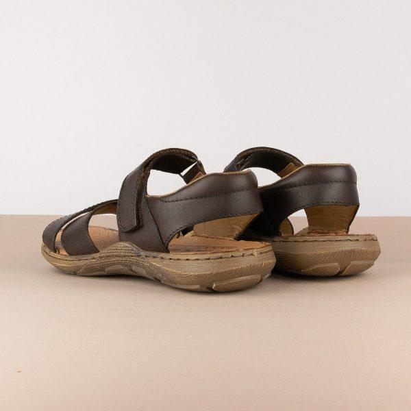 Чоловічі сандалі Rieker 22052-25 brown #2
