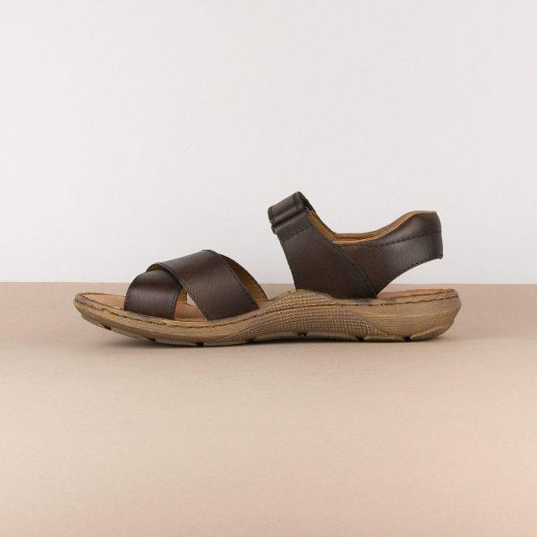 Чоловічі сандалі Rieker 22052-25 brown #4
