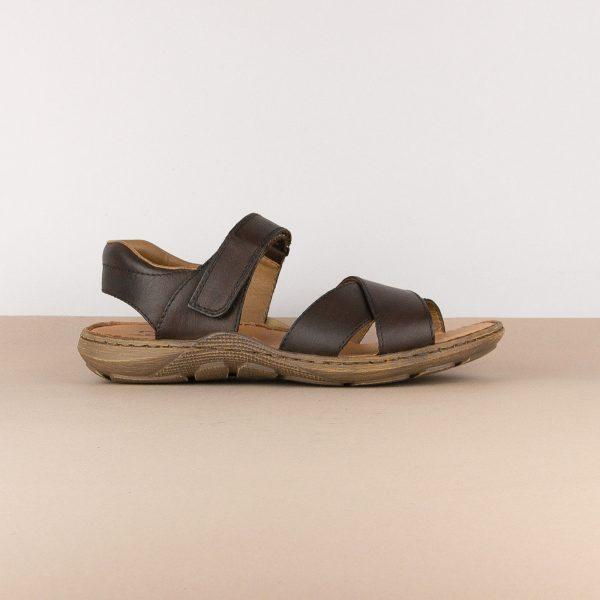 Чоловічі сандалі Rieker 22052-25 brown #3