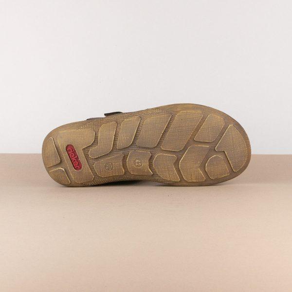 Чоловічі сандалі Rieker 22052-25 brown #5
