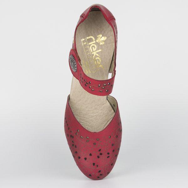 Туфлі Rieker 45096-33 #5