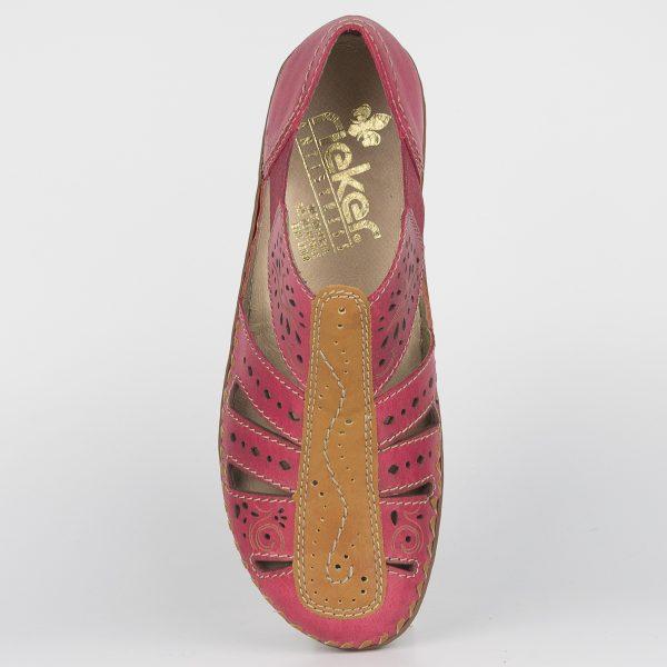 Туфлі Rieker 45867-34 #5