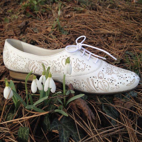 Туфлі Rieker 51916-80 #7