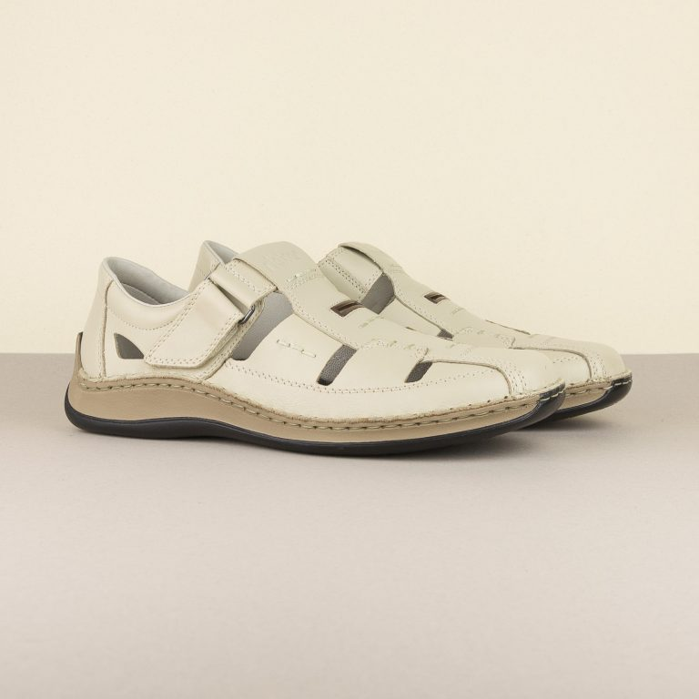 Туфлі Rieker 05284-60 Beige #1