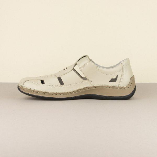Туфлі Rieker 05284-60 Beige #4