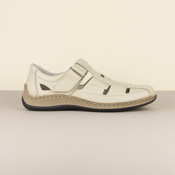 Туфлі Rieker 05284-60 Beige #3