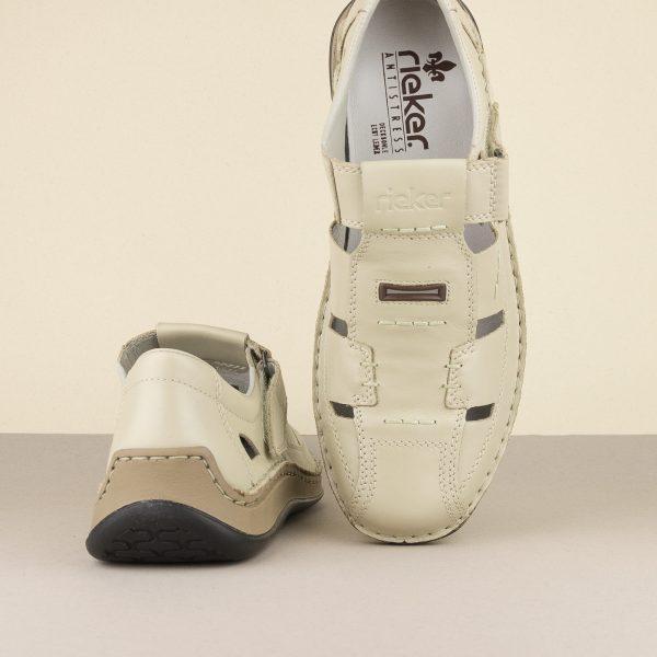 Туфлі Rieker 05284-60 Beige #6