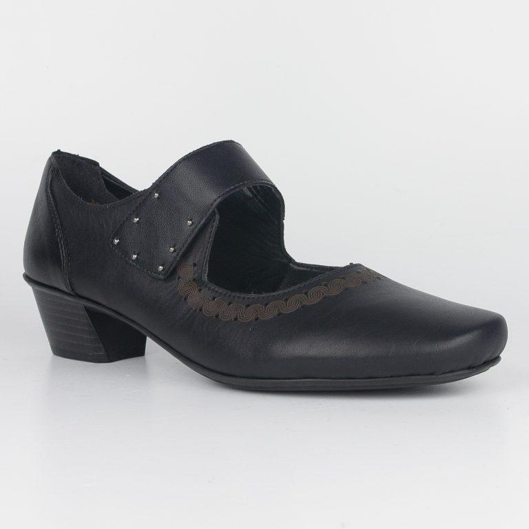 Туфлі Rieker 53856-01 #1