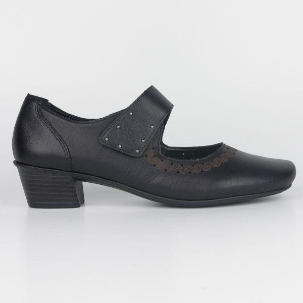 Туфлі Rieker 53856-01 #3