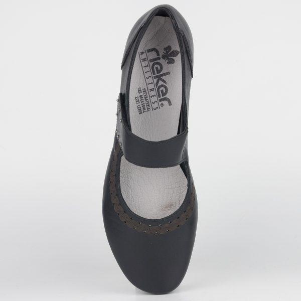 Туфлі Rieker 53856-01 #5
