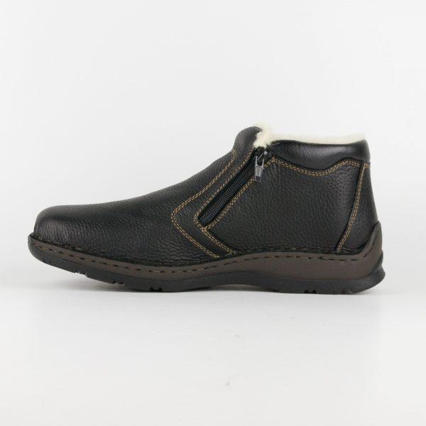 Черевики Rieker 05391-00 Black #4