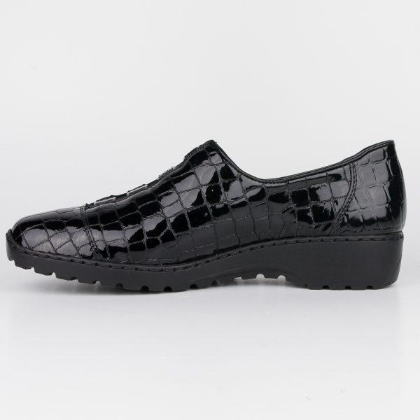 Туфлі Rieker L6068-00 #4
