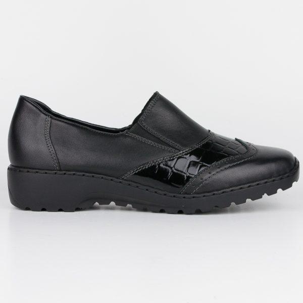 Туфлі Rieker L6061-00 #3