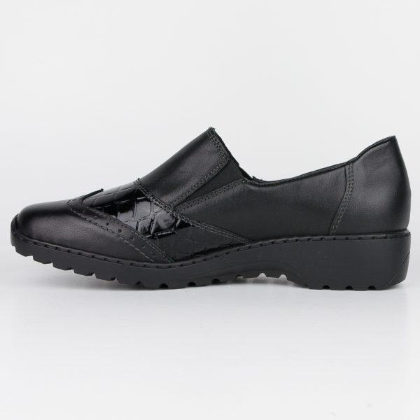 Туфлі Rieker L6061-00 #4