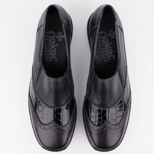 Туфлі Rieker L6061-00 #6