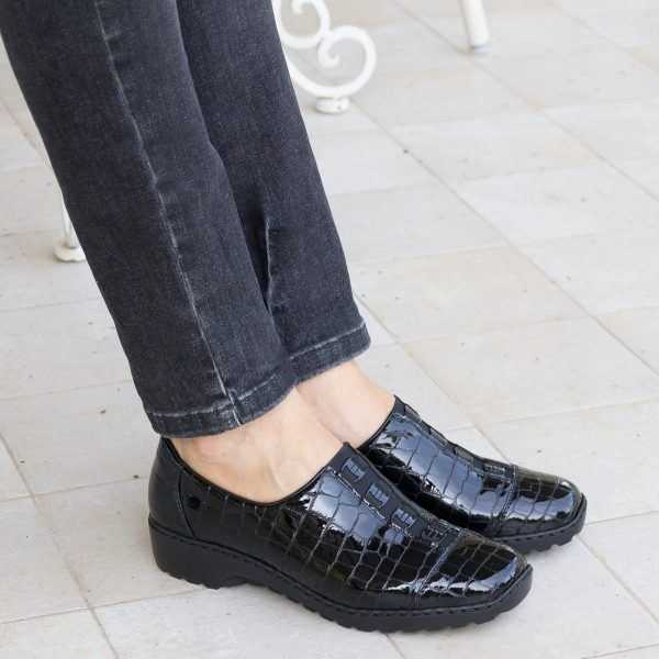 Туфлі Rieker L6068-00 #7