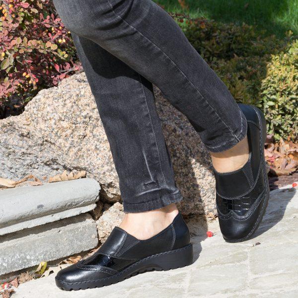 Туфлі Rieker L6061-00 #7
