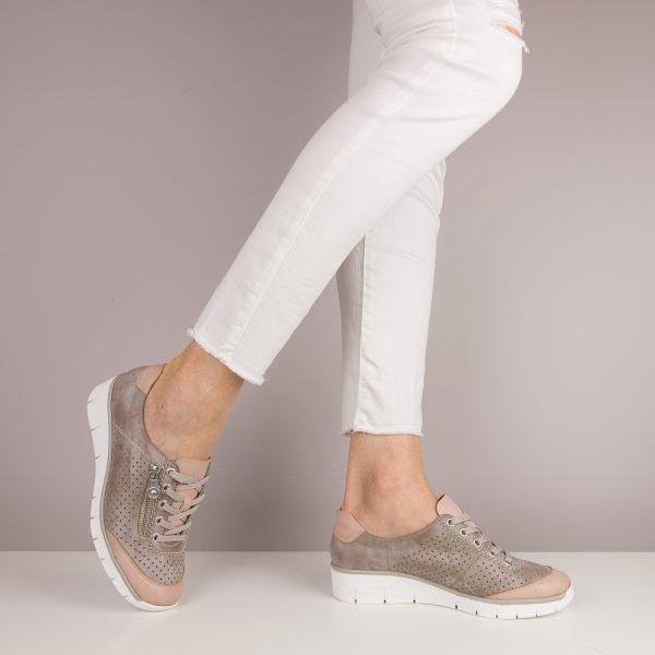 Кросівки Rieker 53725-32 #7
