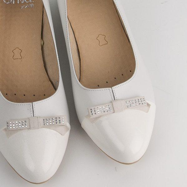 Туфлі Caprice 9-22311-111 White #7