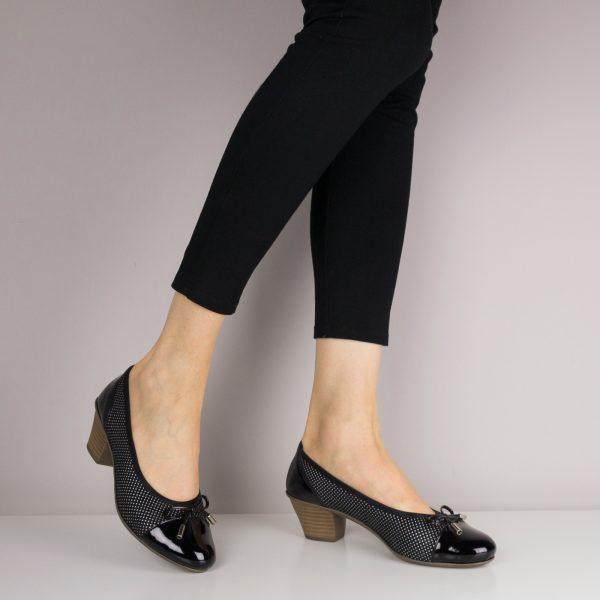 Туфлі Rieker 45081-00 #7