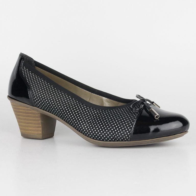 Туфлі Rieker 45081-00 #1