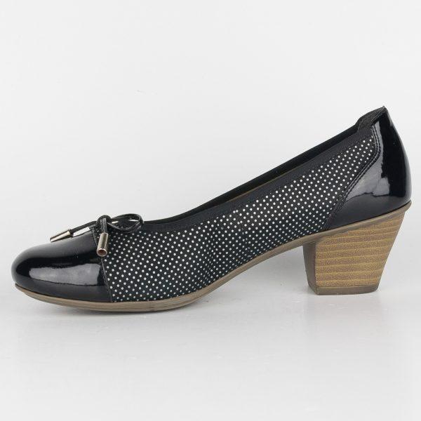 Туфлі Rieker 45081-00 #4