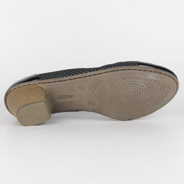 Туфлі Rieker 45081-00 #5