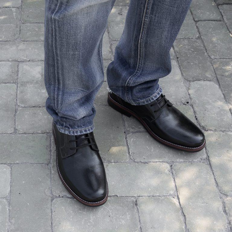 Черевики Rieker 15343-00 Black #1