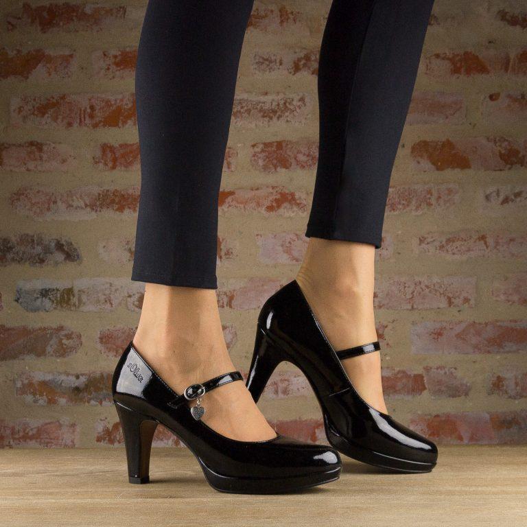 Туфлі s.Oliver 5-24400-018 Black #1