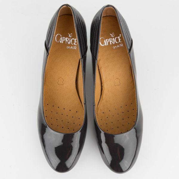 Туфлі Caprice 9-22413-225 Dk Grey Patent #7