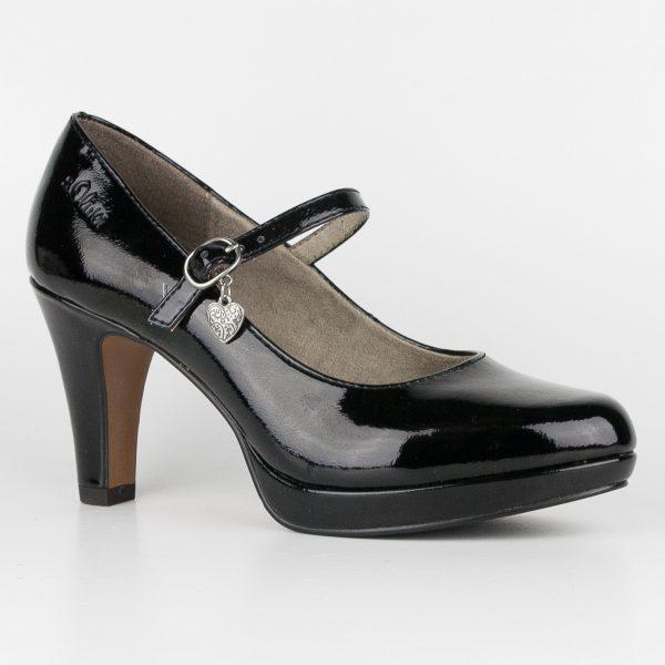 Туфлі s.Oliver 5-24400-018 Black #2