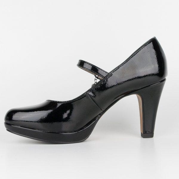 Туфлі s.Oliver 5-24400-018 Black #5