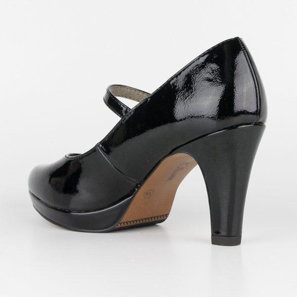 Туфлі s.Oliver 5-24400-018 Black #3