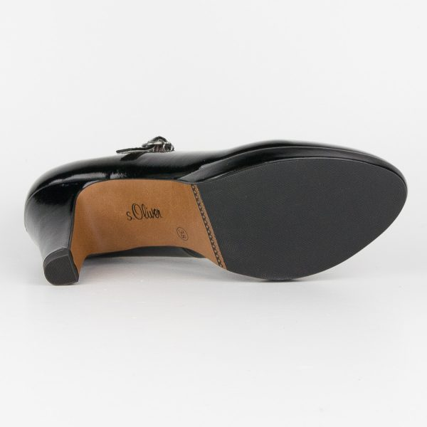 Туфлі s.Oliver 5-24400-018 Black #6