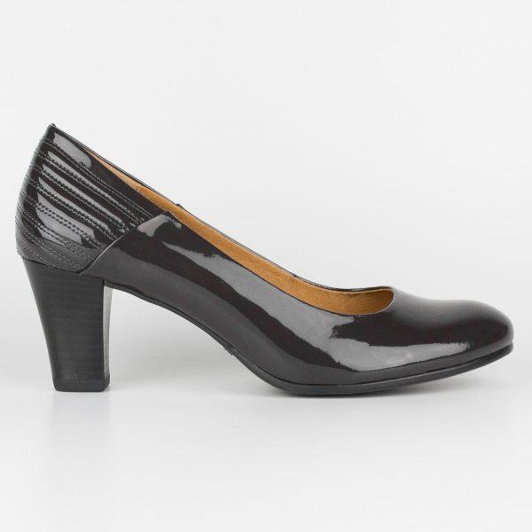 Туфлі Caprice 9-22413-225 Dk Grey Patent #4
