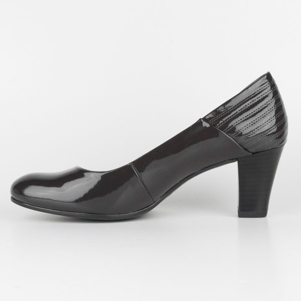 Туфлі Caprice 9-22413-225 Dk Grey Patent #5