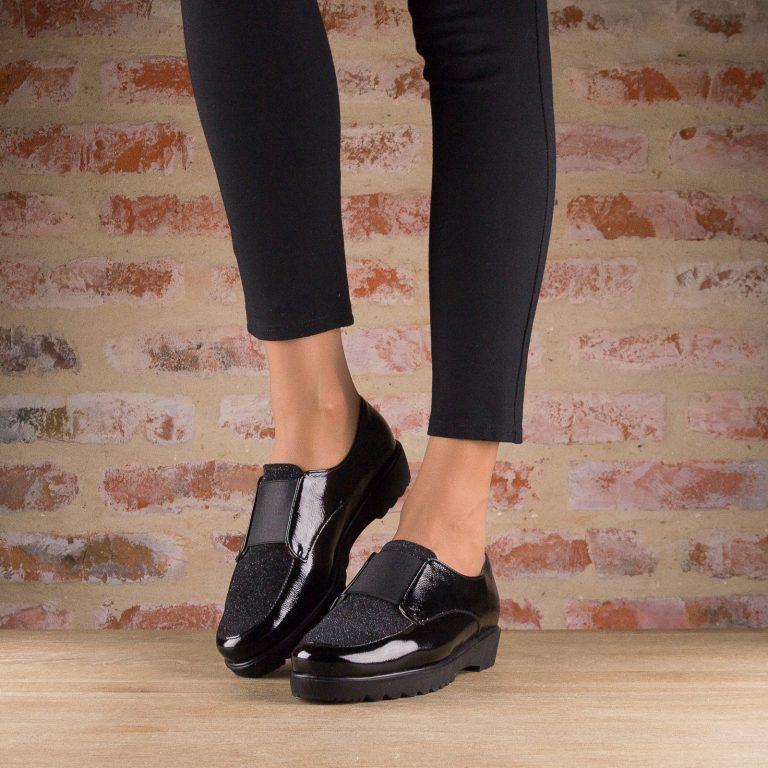 Туфлі Ara 41503-01 Black #1
