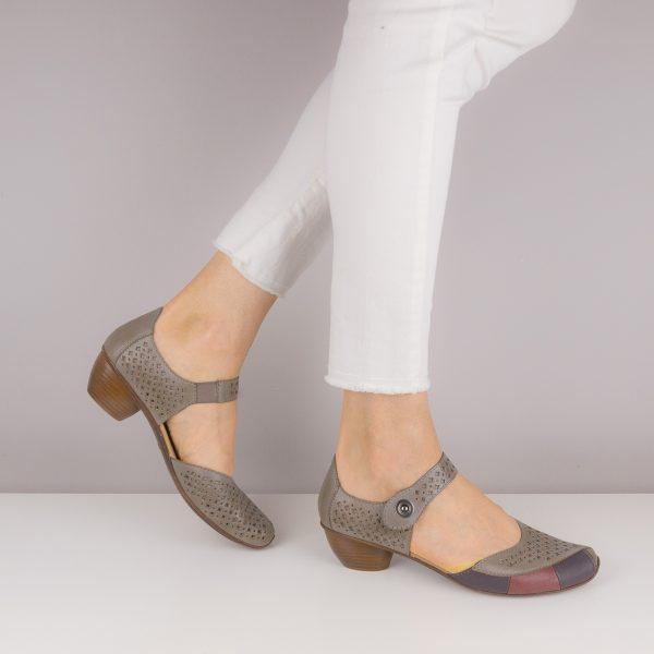 Туфлі Rieker 43745-40 #7