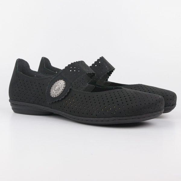 Туфлі Rieker 53985-00 #2