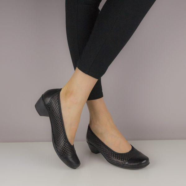 Туфлі Remonte D5102-01 #7