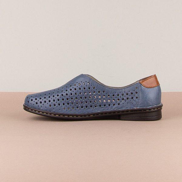 Туфлі Rieker 48457-12 Blue #3