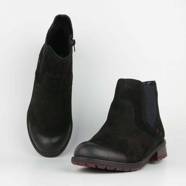 Черевики Remonte R3378-03 Black #6