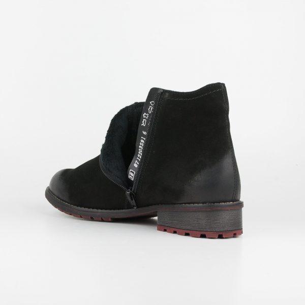 Черевики Remonte R3378-03 Black #3
