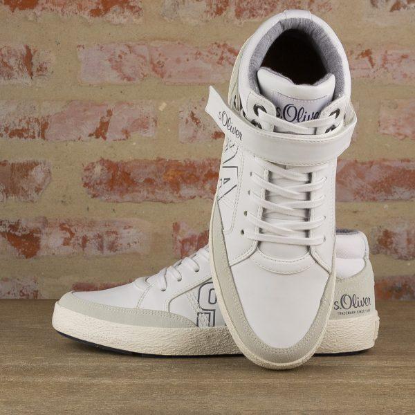 Кросівки s.Oliver 5-15208-100 White #7